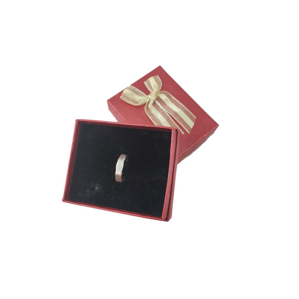 Caixa Presente Porta Colar Pulseira Alianca Bijuteria Anel Joia Conjunto 24 Pecas Estofado Caixinha