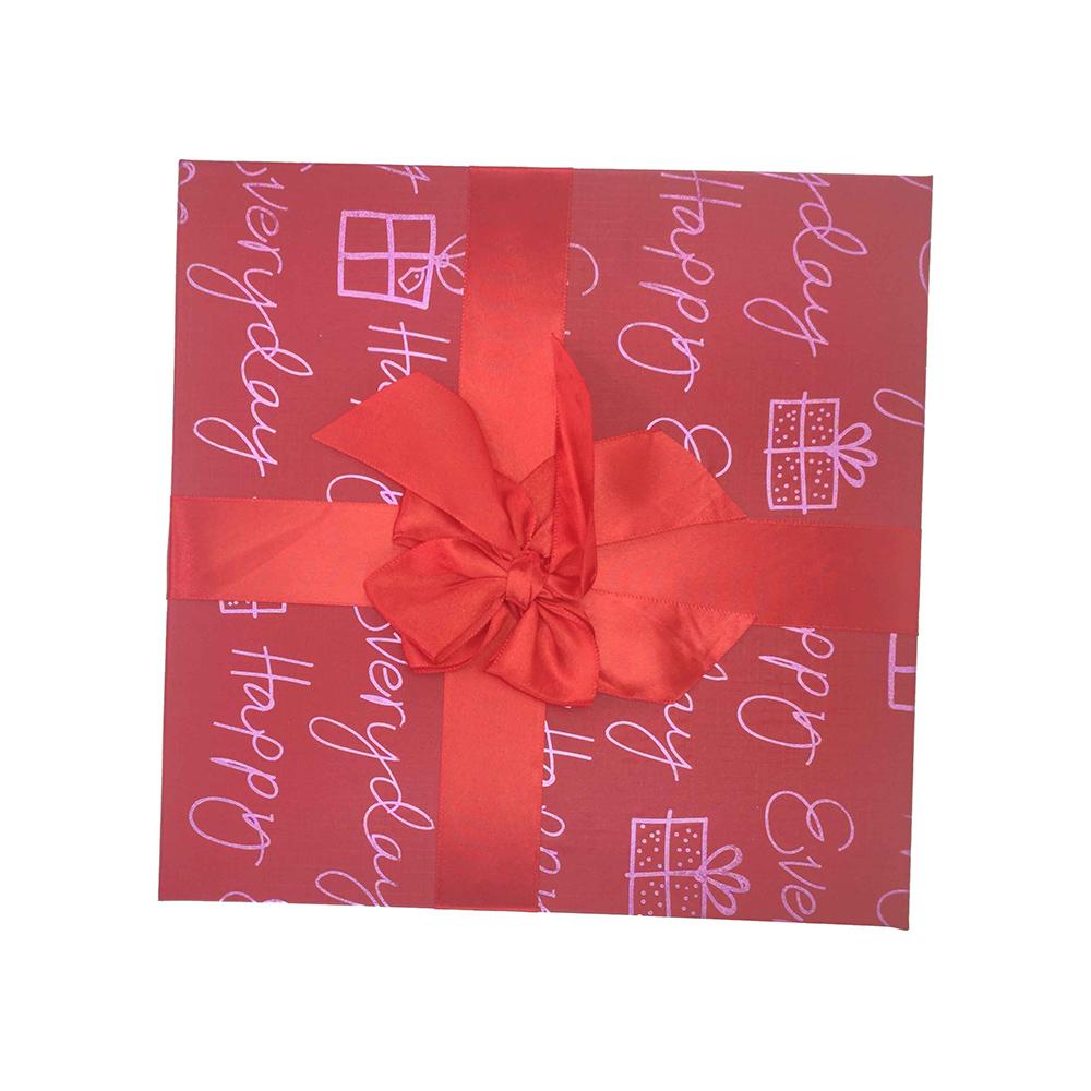 Caixa Presente Rigida Com tampa Texturizada Laco Conjunto kit 4 caixas Anivesario