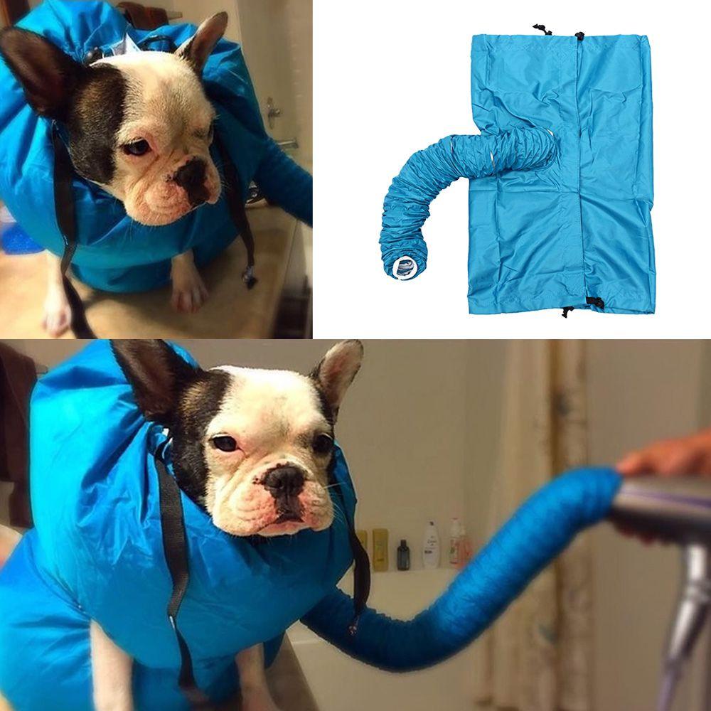 Capa Secadora Cachorro Tosa Banho Vento Quente Caes Secador Pet