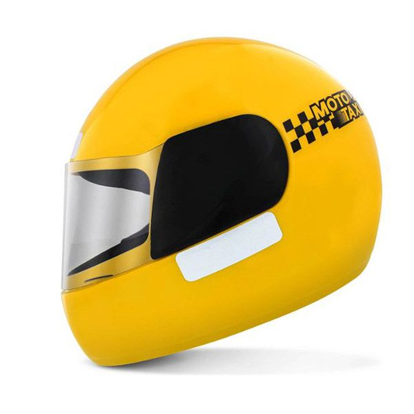 Capacete Fechado Moto Mototaxi Motocicleta Liberty X Pro Tork Motoboy