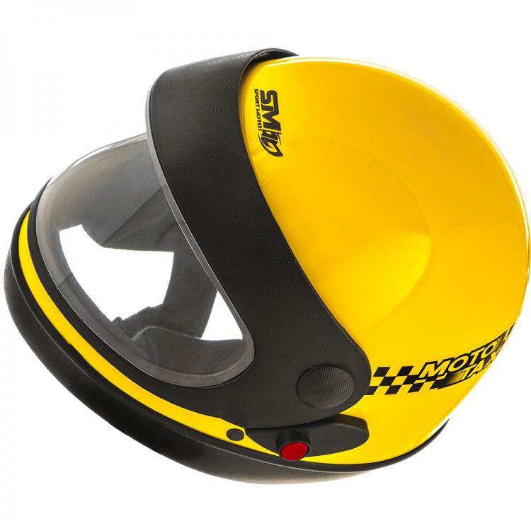 Capacete Fechado Moto Taxi Sport Viseira Automatico Pro Tork Motoboy