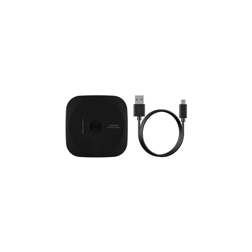 Carregador Sem fio Celular Indutor QI Wireless Iphone Android