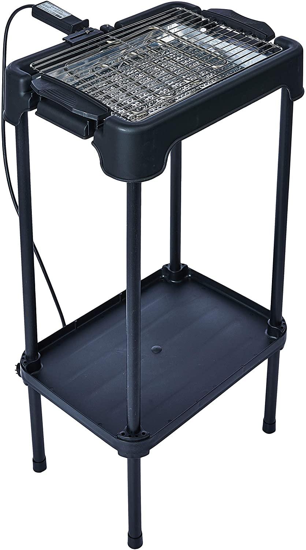 Churrasqueira Elétrica Grill Churrasco Espetos portatil pratico Casa