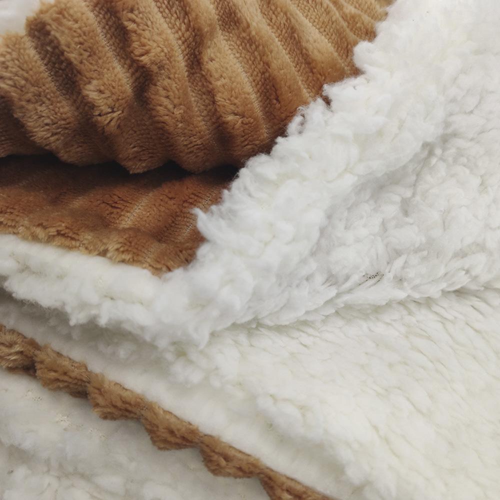 Cobertor Edredom Dupla Face Manta Extra Macio Microfibra King Carneiro