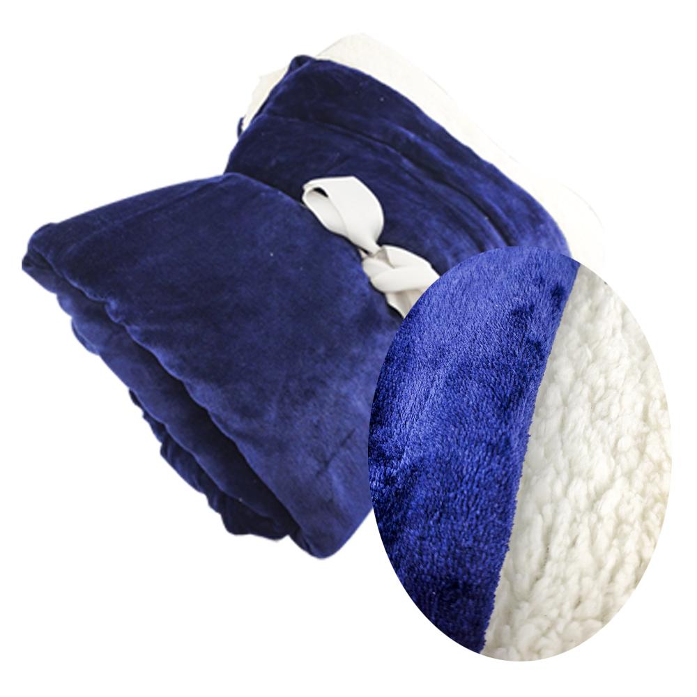 Cobertor Edredom Manta King Microfibra Dupla face Extra Macia Carneiro  Reversa