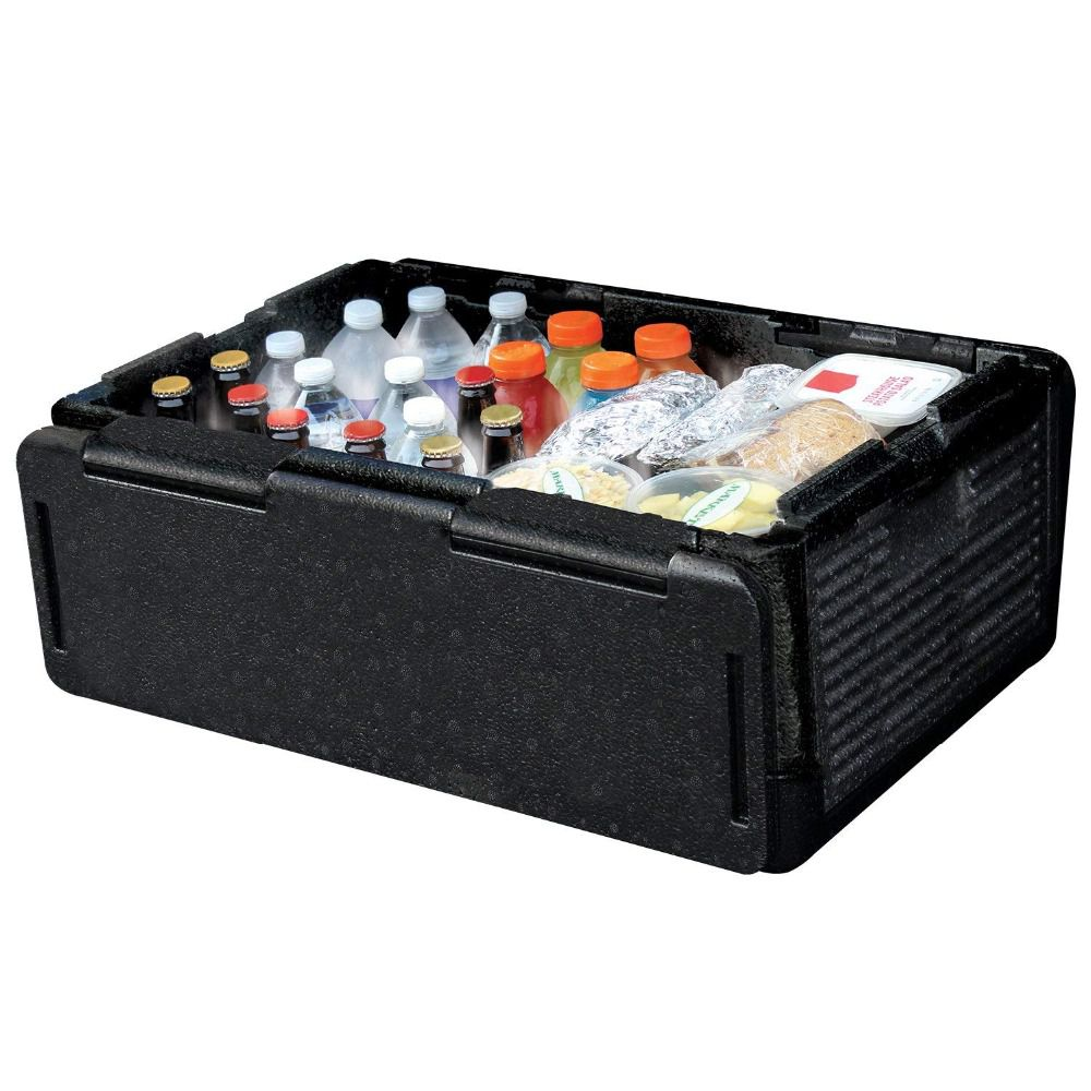 Cooler Dobrável 38 Litros Para Praia Verao Gelado e Quente Bebidas