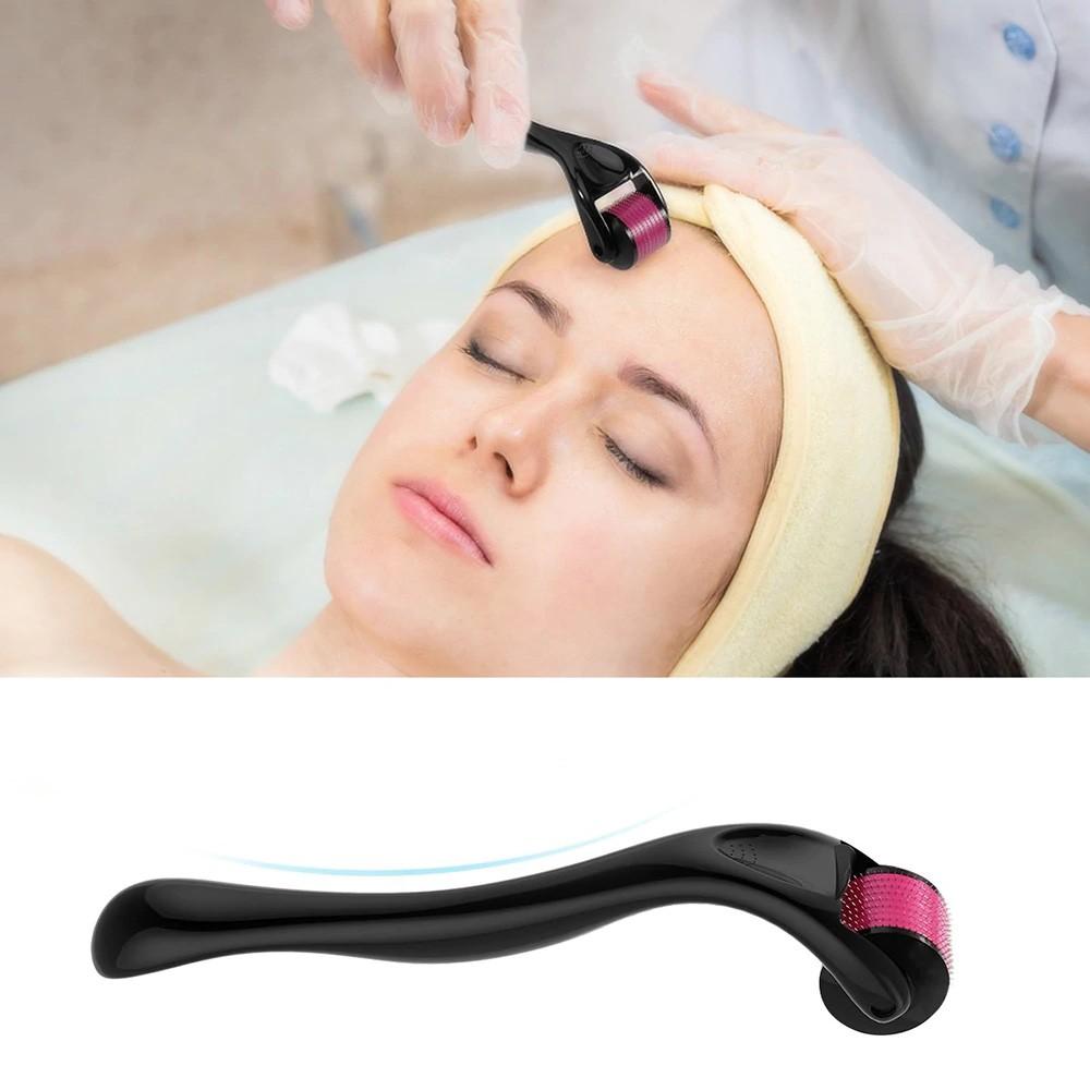 Derma Roller 540 Skin Care Agulhas Anti-envelhecimento Rugas Acne