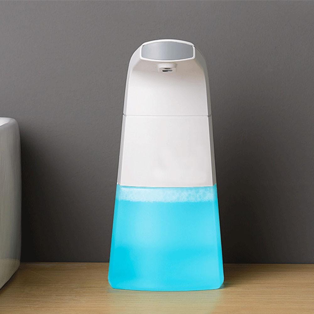 Dispenser De Sabão Líquido Espuma Sensor Automático Sabonete Detergente Mão Gel Alcool Banheiro