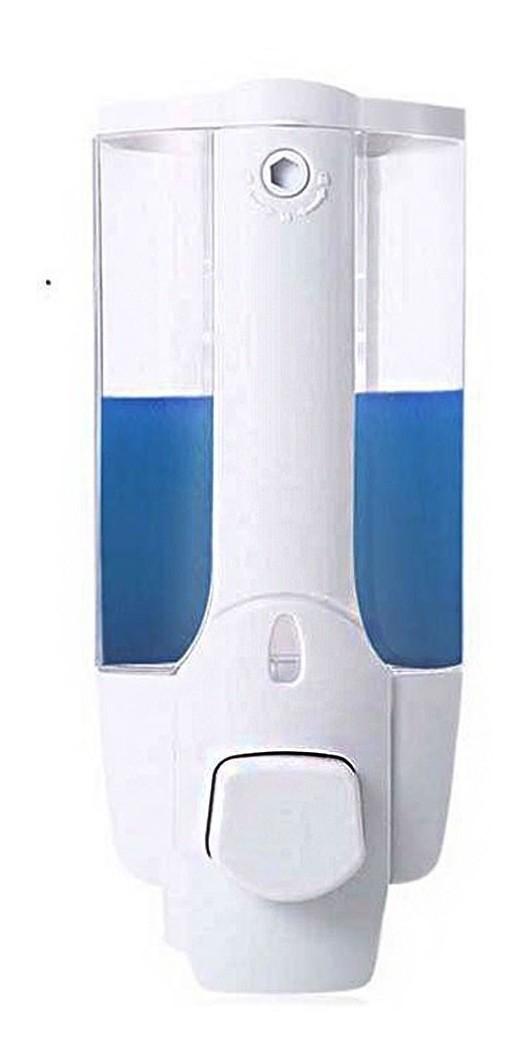 Dispenser Sabonete Líquido Gel detergente Sabao Parede Banheiro Reservatorio Hote