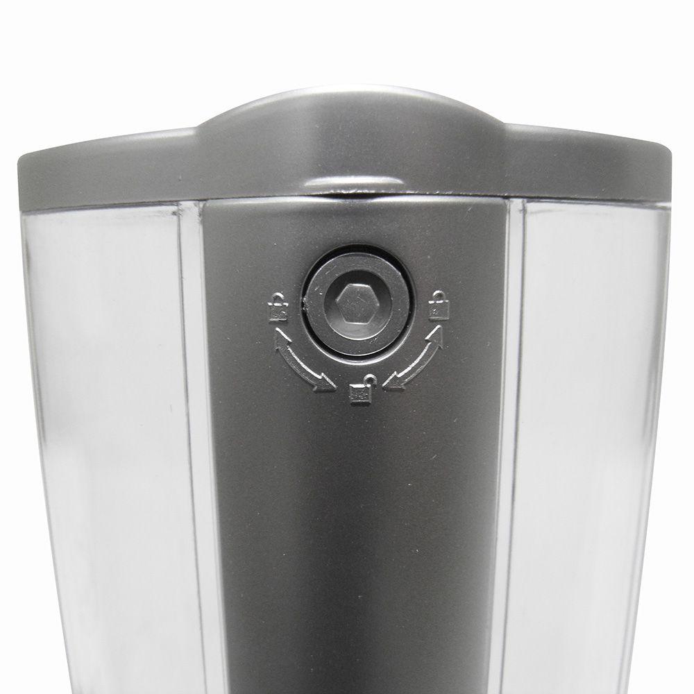 Dispenser Shampoo Sabonete Liquido Alcool Gel Hotel Restaurante
