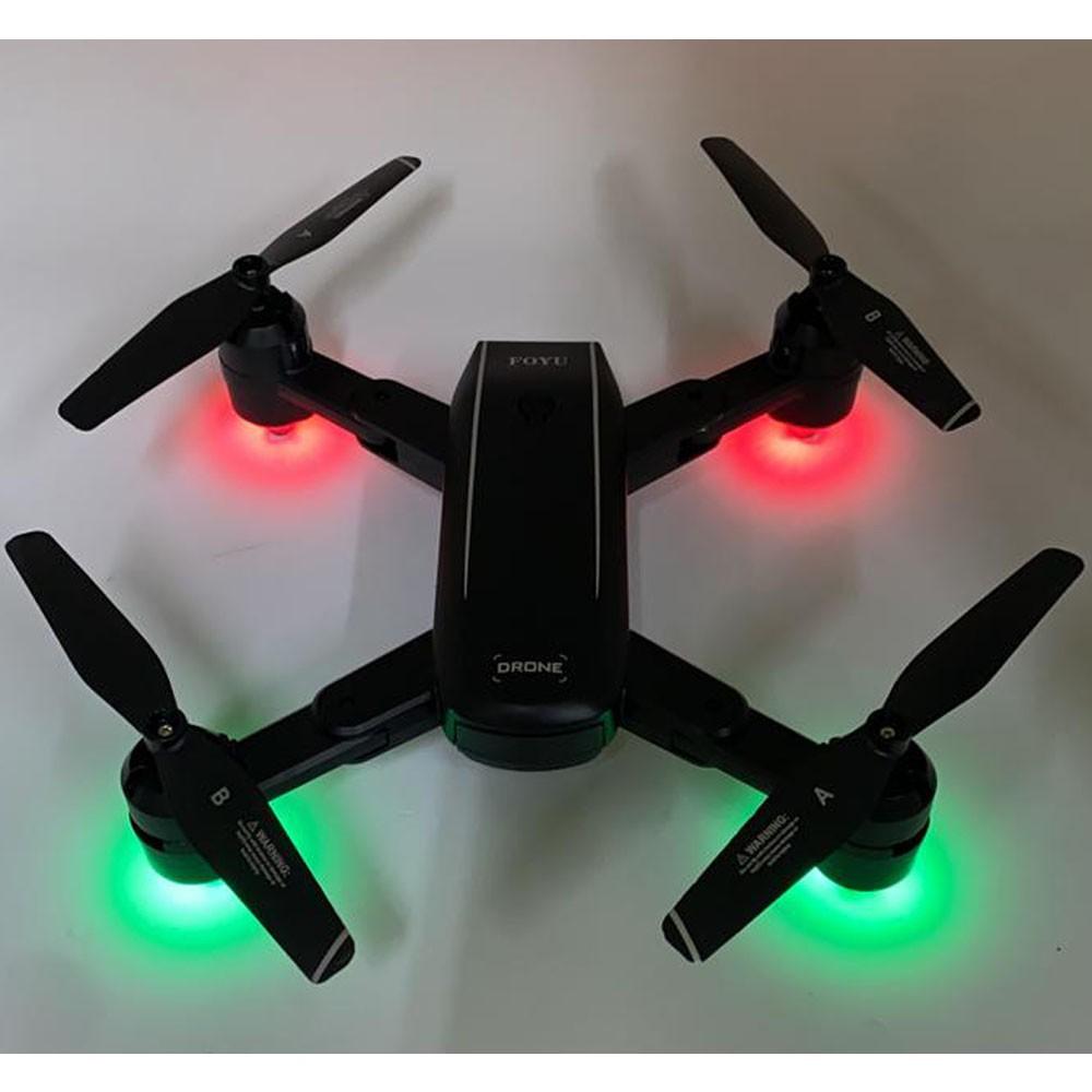Drone Quadricoptero Camera Full HD Wifi Fotografia Profissional Video Foto Aerea Dobravel Controle