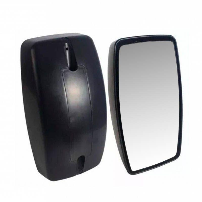 Espelho Retrovisor Plano Caminhao Ford Cargo 712 815 816 915 (LS331)