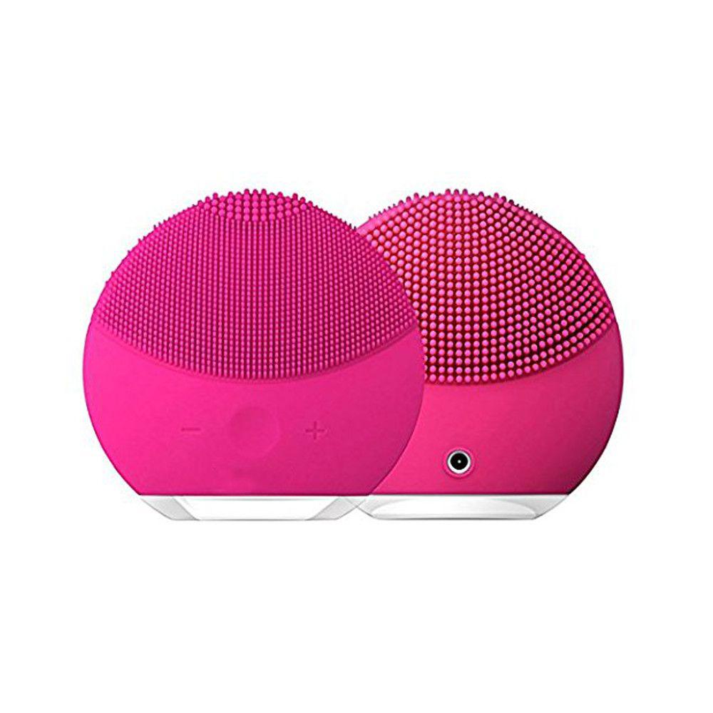 Esponja Massagedora Eletrica Limpeza Facial Mini USB
