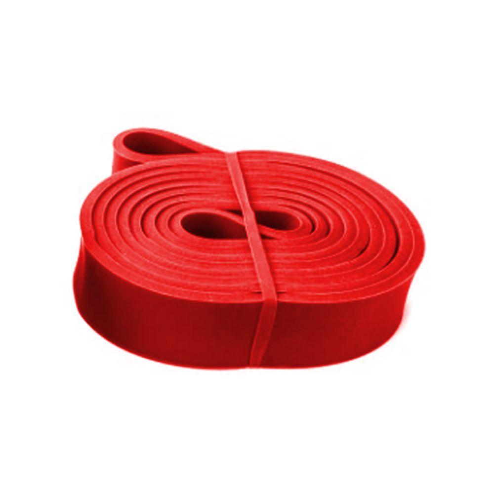 Faixa Elastica Super Band Resistencia Extensor Crossfit Exercicio Vermelho