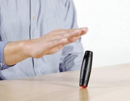Fidget Spinner Mokuru Ansiedade Anti Estresse Hand Roller