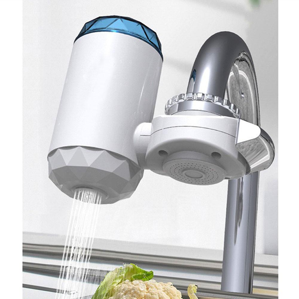 Filtro de Água Purificador Torneira Pia Cozinha Casa Ecologico Adaptador Universal
