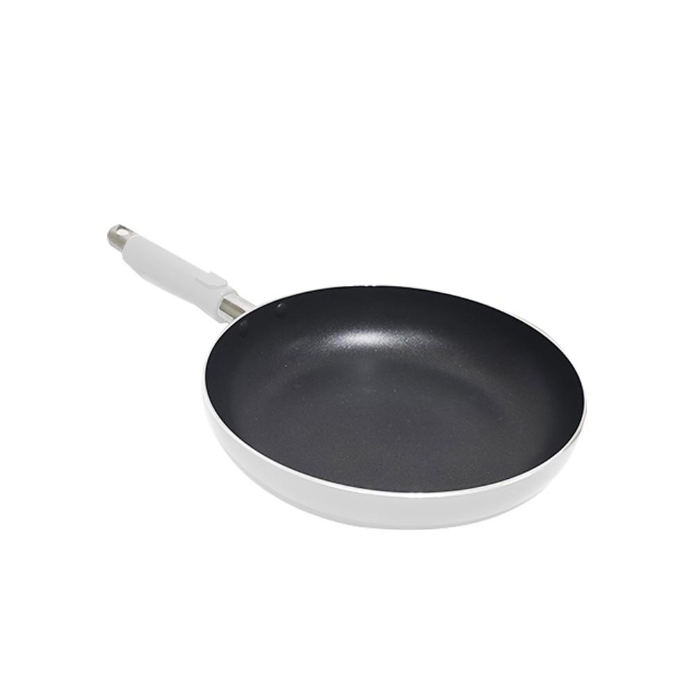 Frigideira Antiaderente Bakelite Aluminio Cozinha Frituras 22cm Culinaria