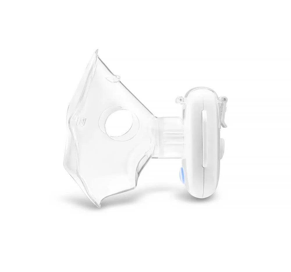 Inalador Portatil Nebulizador Recarregavel Mesh Air Mask Silencioso Infantil Adulto
