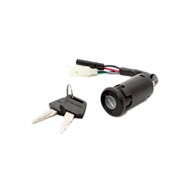 Interruptor de Cheve Ignição Moto Honda POP 100 ano 07 a 15 (1002)