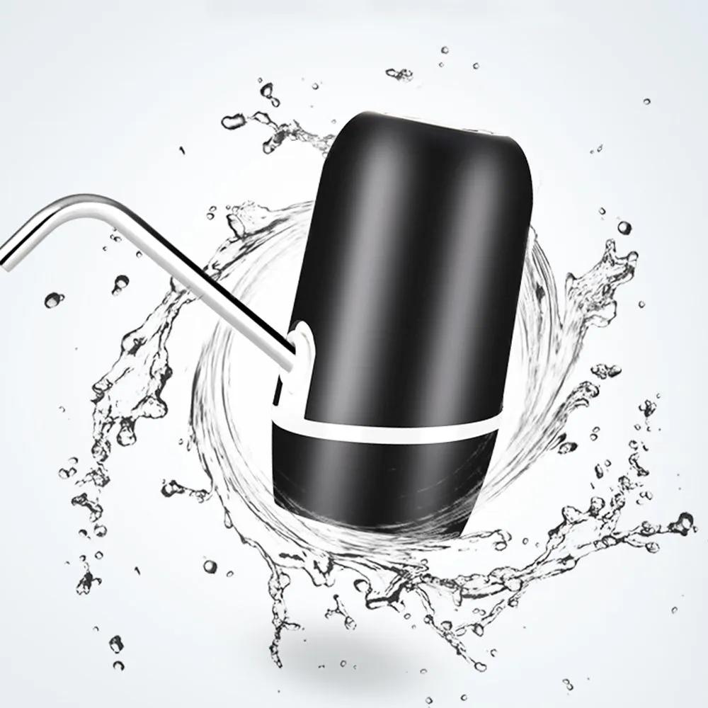 KIt 10 Uni Bomba Eletrica Galao Agua 20 Litros Garrafao Bateria Recarregavel USB