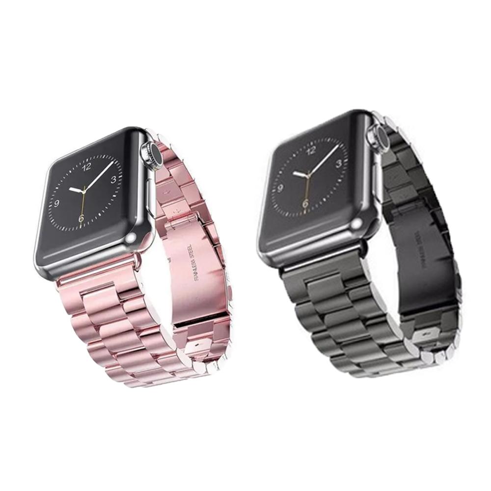 Kit 2 Pulseiras Aço Elos Relogio Smartwatch Smartband relogio inteligente