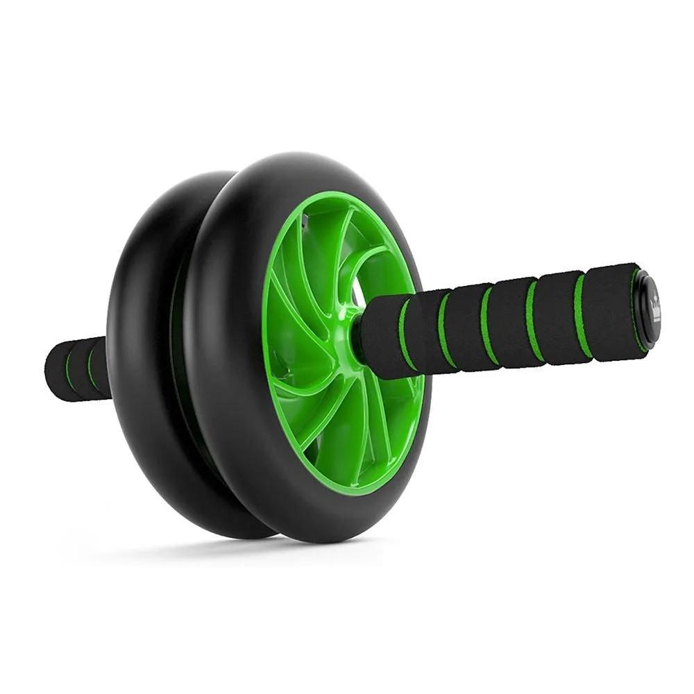 Kit 30 unidades Rolo De Exercicio Fisico Roda Abdominal Fitness Lombar