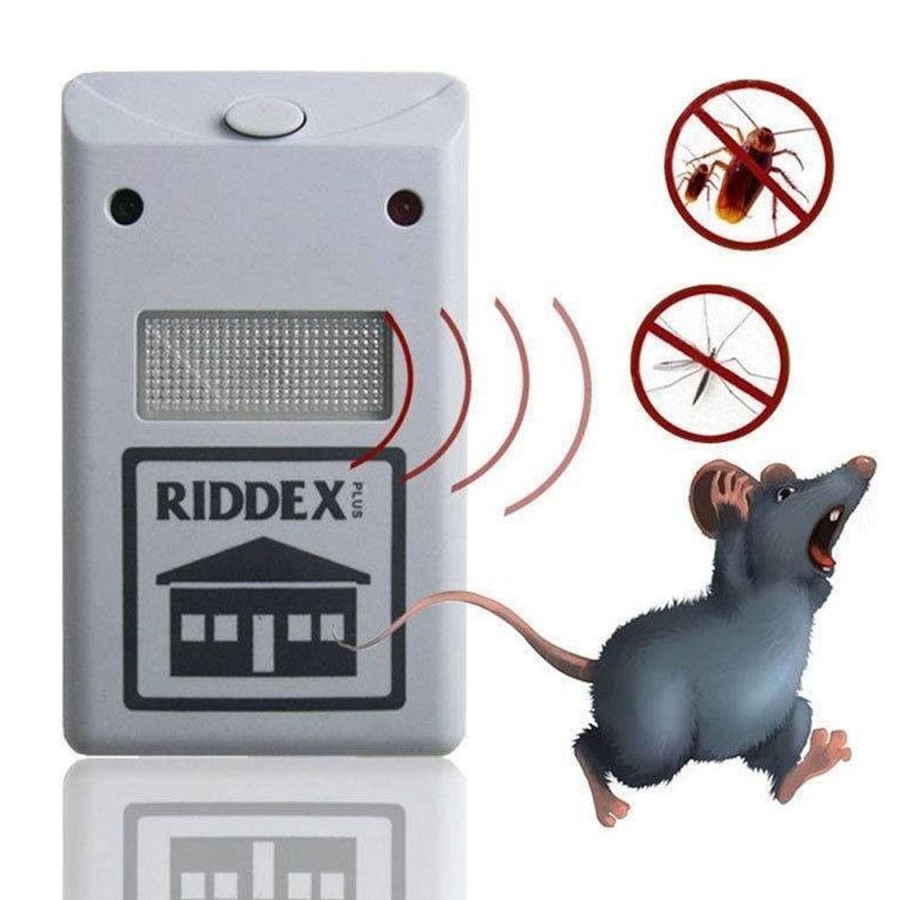 Kit 4 Uni Repelente Eletrico Dengue Mosquitos Barata Rato Inseto