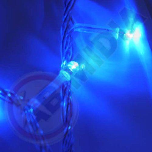 Kit 5 Pisca Pisca Azul Led Natal Natalino 100 Lampadas
