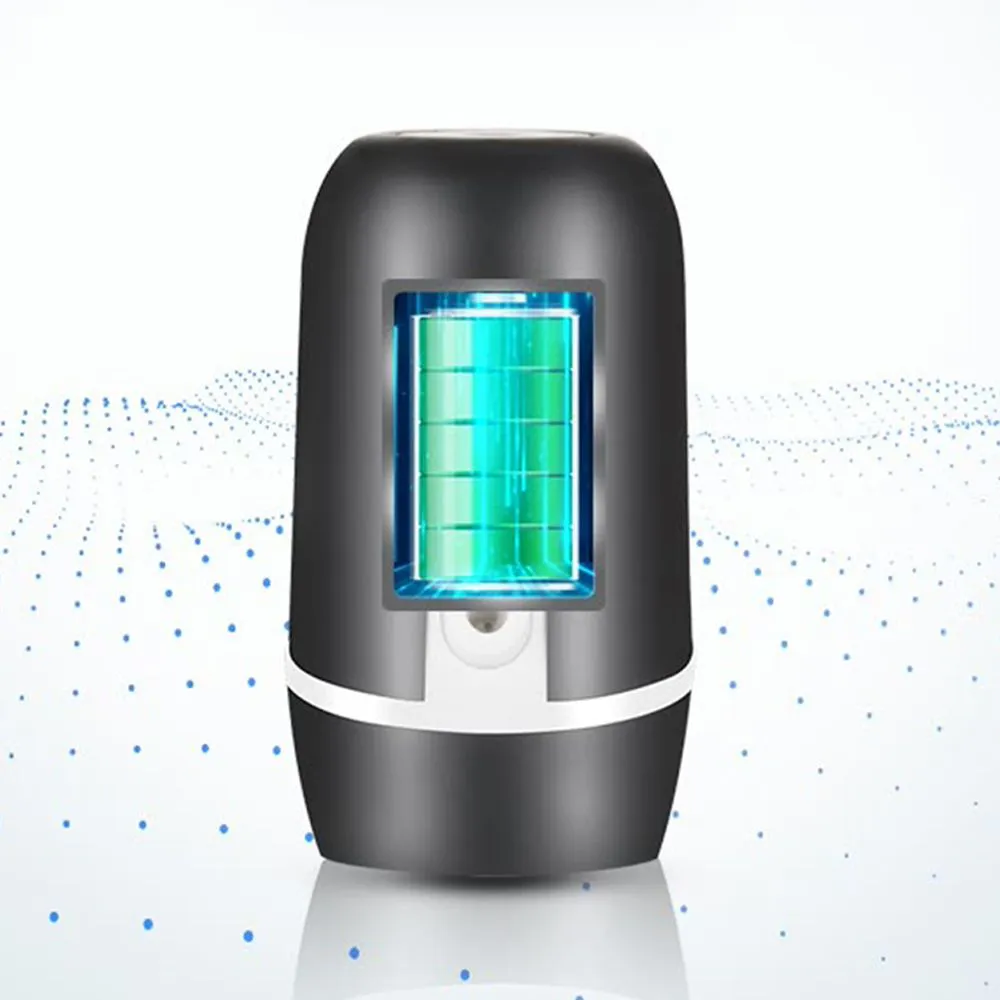 Kit 5 Unid. Bomba Eletrica Galao Agua 20 Litros Garrafao Bateria Recarregavel USB