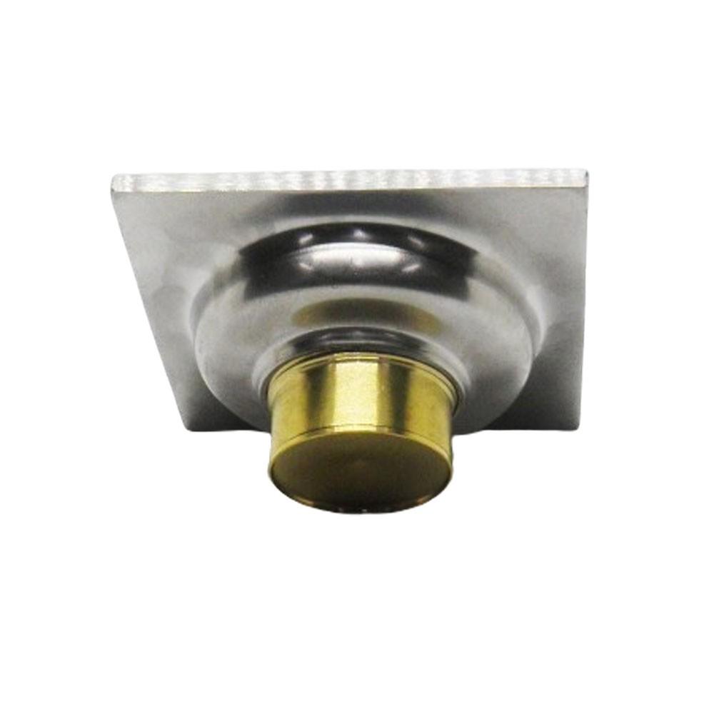 Kit 8 Ralos Inteligente Anti Odor Insetos Aço Inox Banheiro Casa 10X10