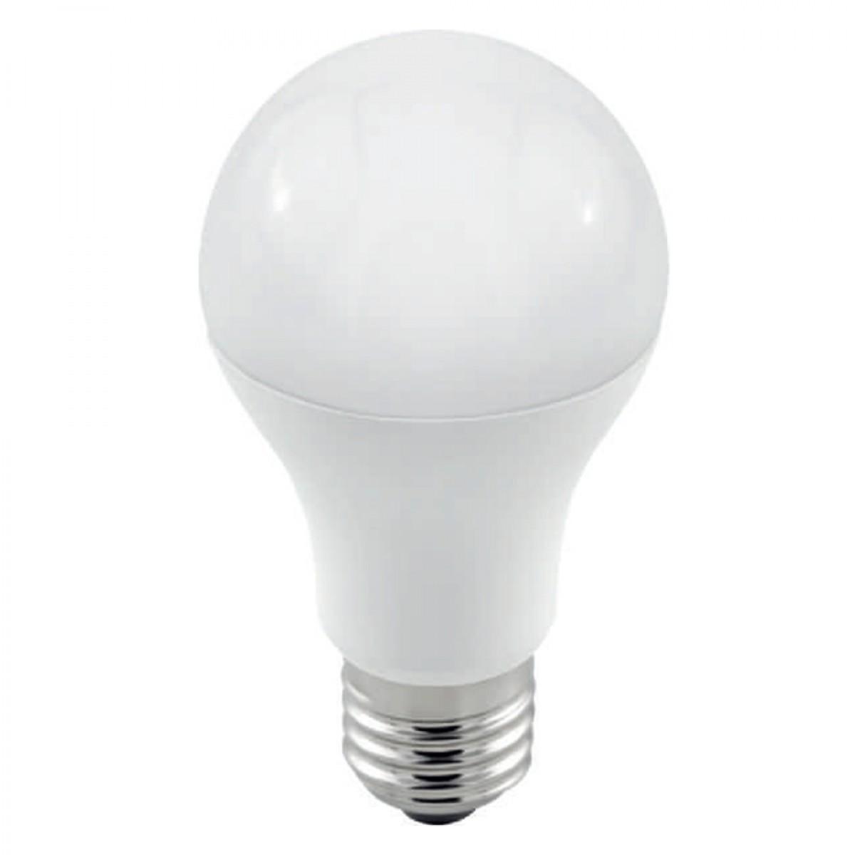 Lampada de Led 9w Bulbo Soquete E27 Branco Frio Bivolt