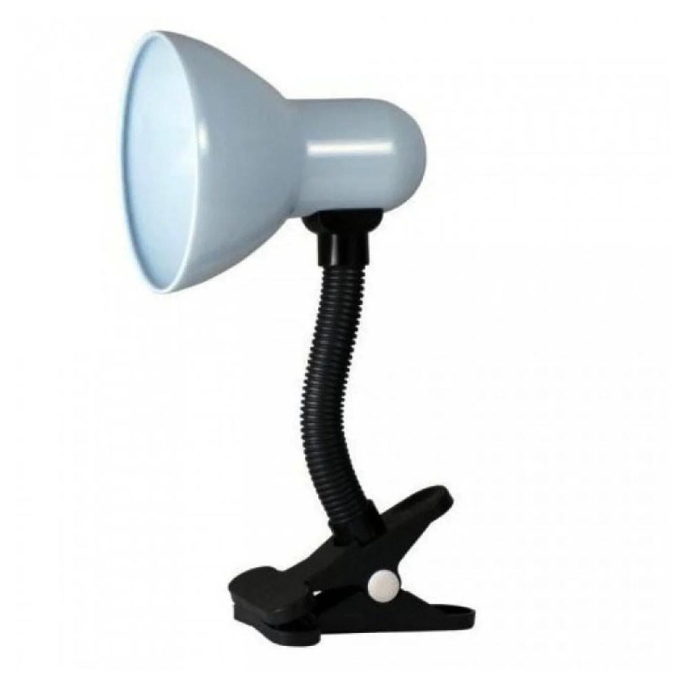 Luminaria De Mesa Articulavel Presilha Garra Abajur Sala Escritorio Trabalho