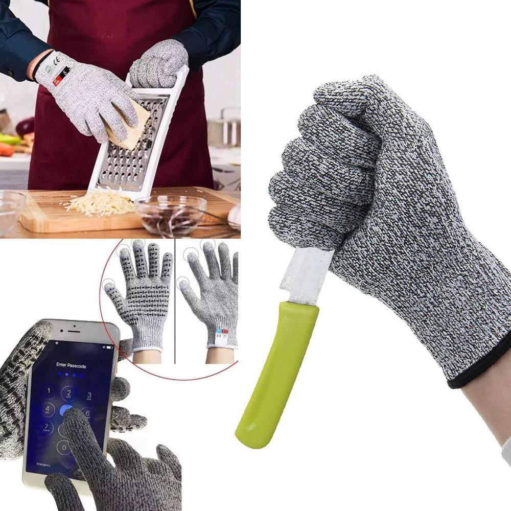 Luvas Anti Corte Segurança Nivel 5  Cozinha Açougue