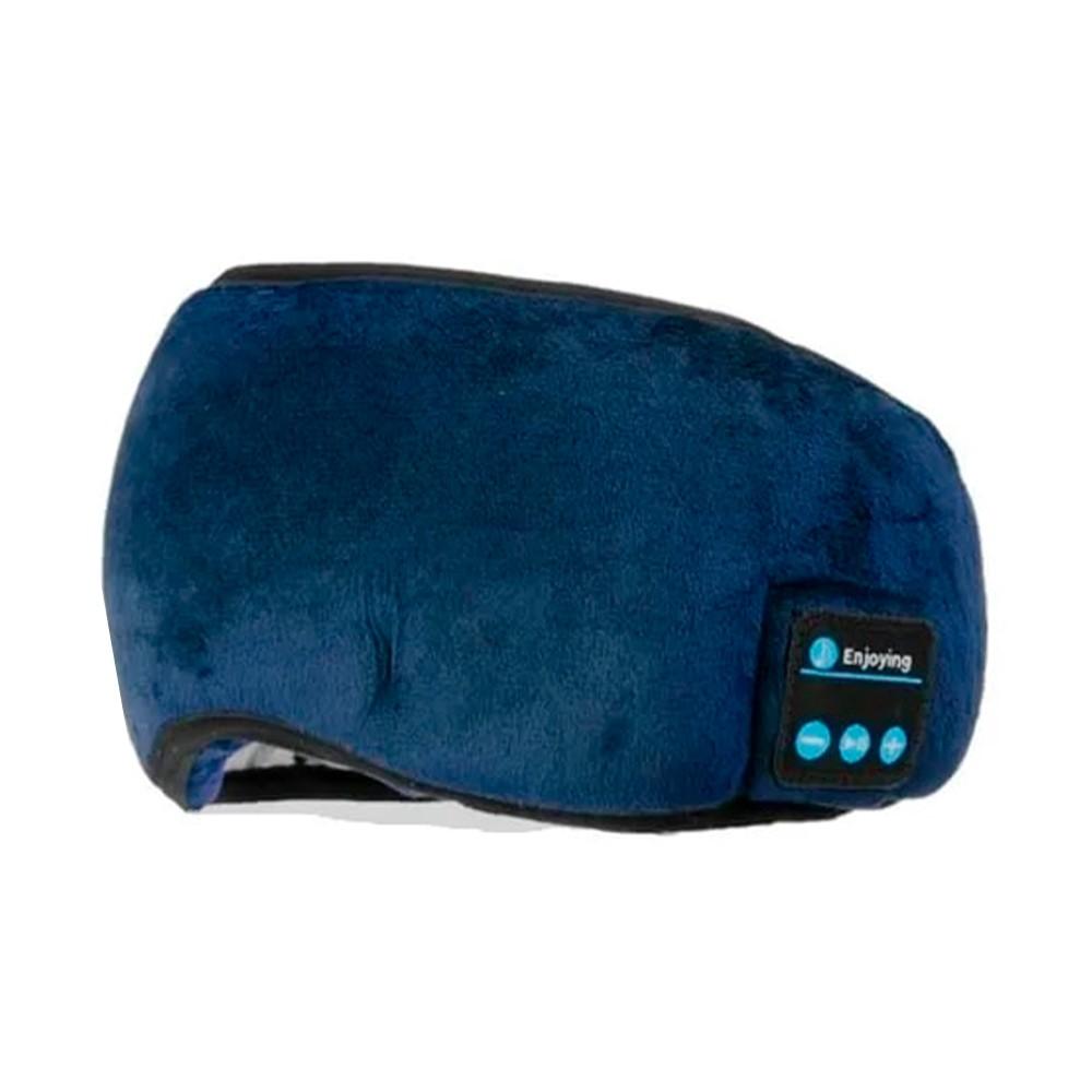 Mascara Para Dormir Bluetooth Tapa Olho Fone de Ouvido Sono Tranquilo Relaxante