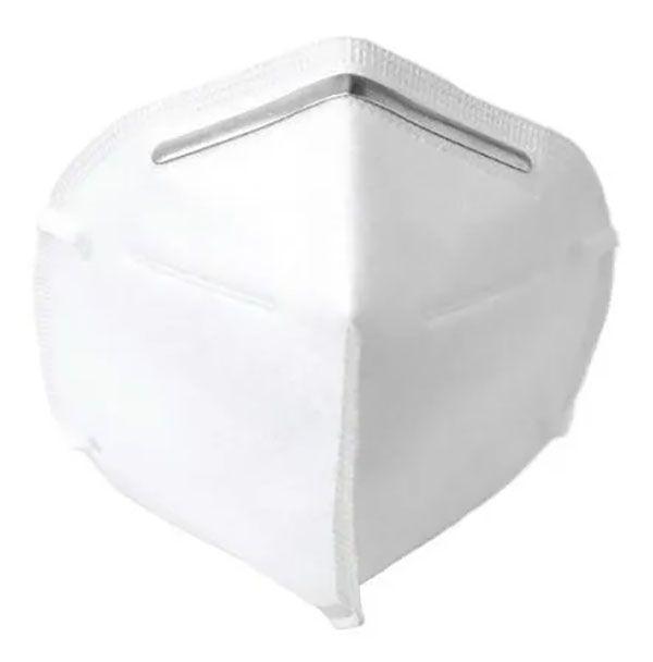 Mascara Respiratoria KN95 Kit 10 Uni Profissional Proteção PFF2 Respirador EPI N95