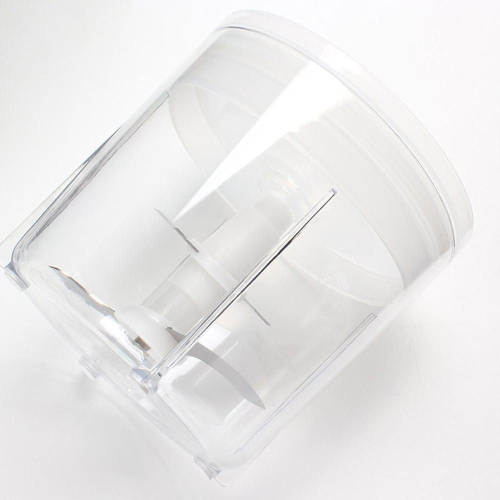 Mini Processador Alimentos Eletrico Cortador Multiuso Carne Capsula Triturador Gelo Moedor