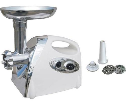 Moedor De Carne Aluminio Eletrico Frango Linguica Cozinha Criativa moer triturador