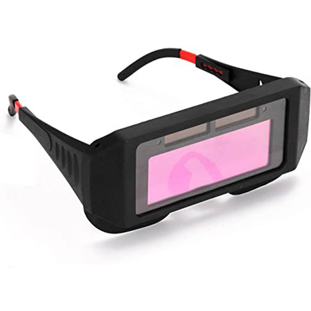 Oculos de Solda Solar Epi Automatico Proteção Anti Reflexo Escurecimento Uv Soldador Eletrodo