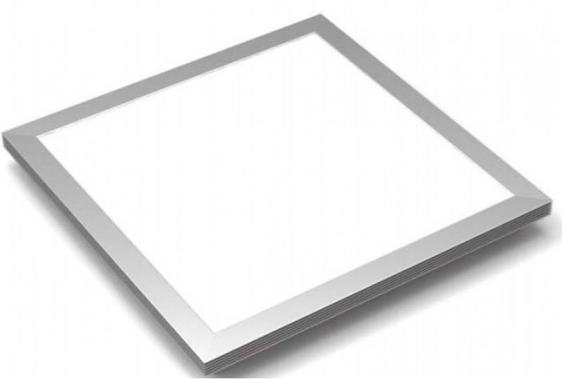 Plafon De Led 12w Branco Frio Painel Quadrado Luminaria (LWP-1284)