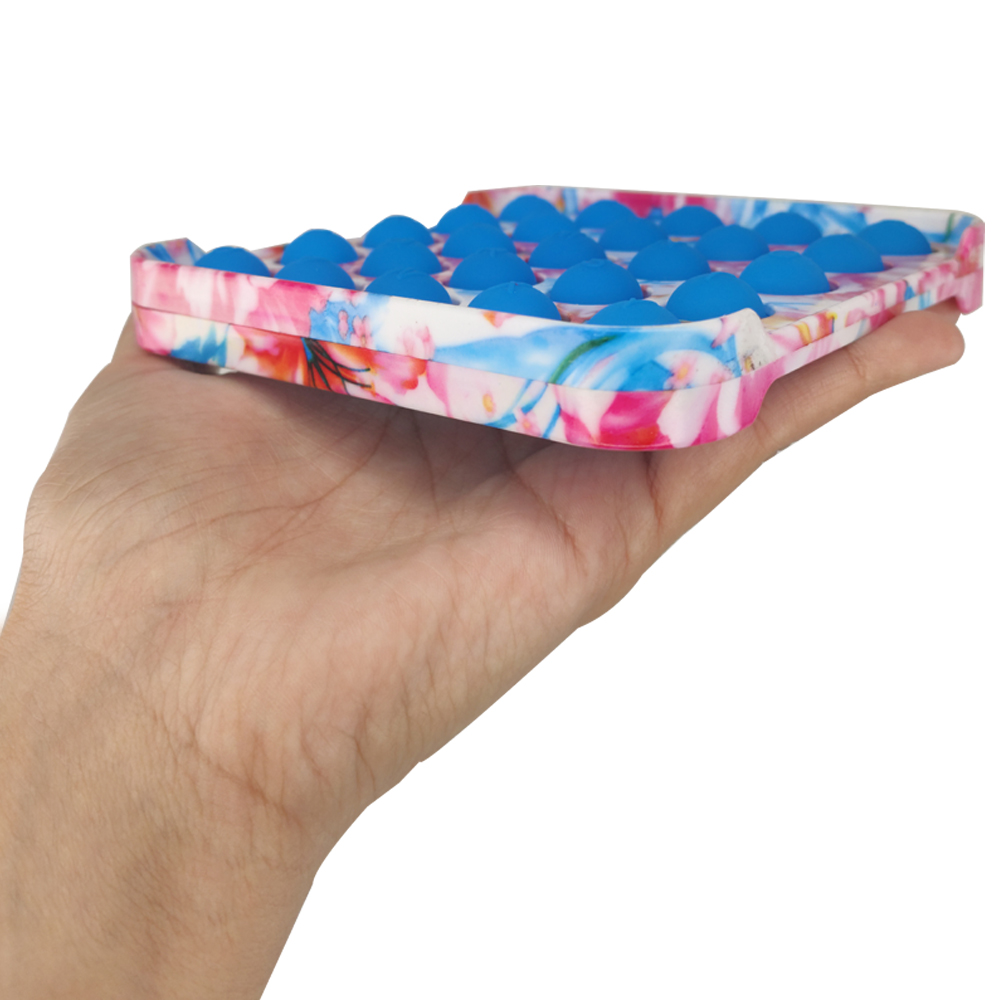 Pop it Fidget Anti estresse Ansiedade Relaxamento Bubble Sensorial