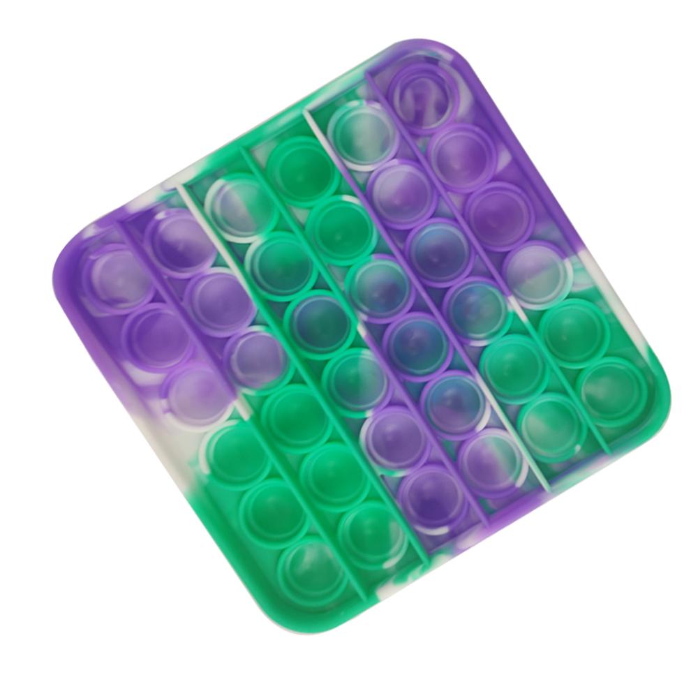 Pop it Fidget Anti estresse Relaxamento Sensorial Ansiedade Bubble