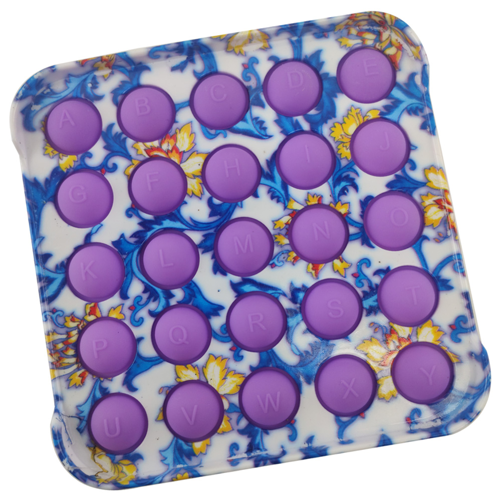 Pop it Fidget Relaxamento Ansiedade Sensorial Bubble Anti estresse
