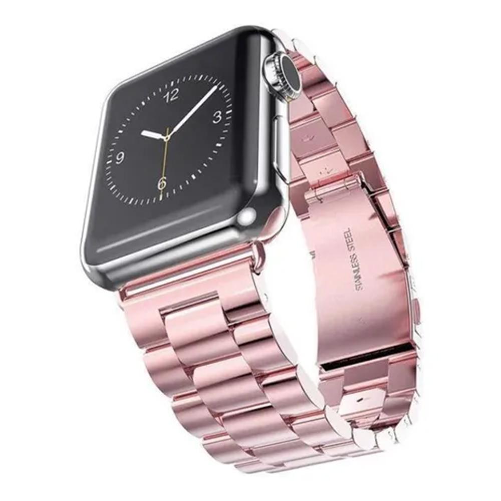 Pulseira Aço Elos Relogio Smartwatch Smartband relogio inteligente