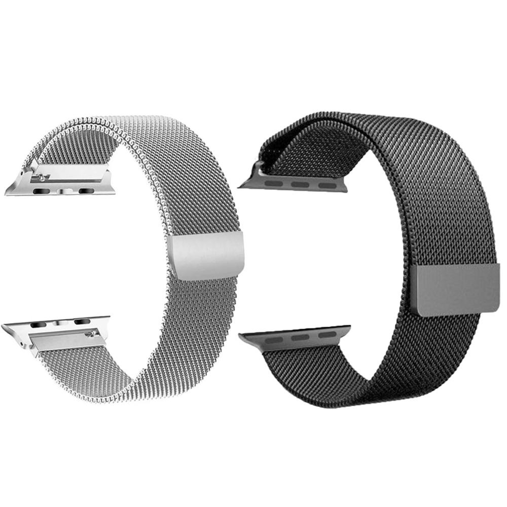 Pulseira Magnetica Relogio Smartwatch Kit 2 Pulseiras Ima inteligente Smartband