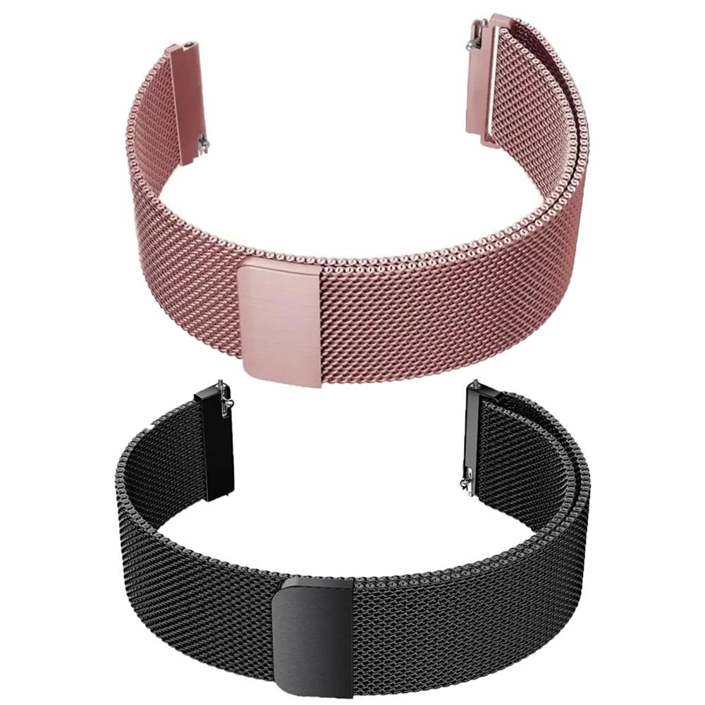 Pulseira Magnetica Relogio Smartwatch Kit 2 Und Ima inteligente esporte Smartband