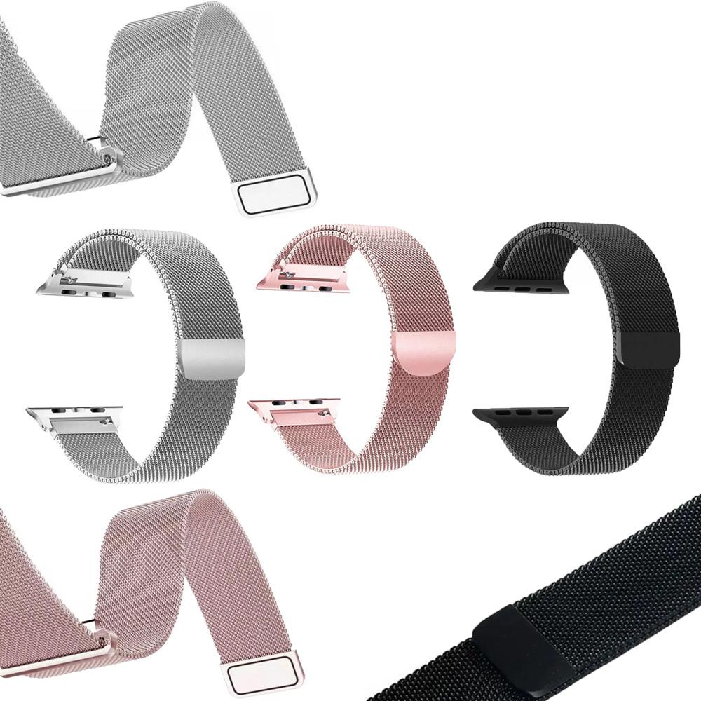 Pulseira Magnetica Relogio Smartwatch Kit 3 Pulseiras Ima inteligente Smartband