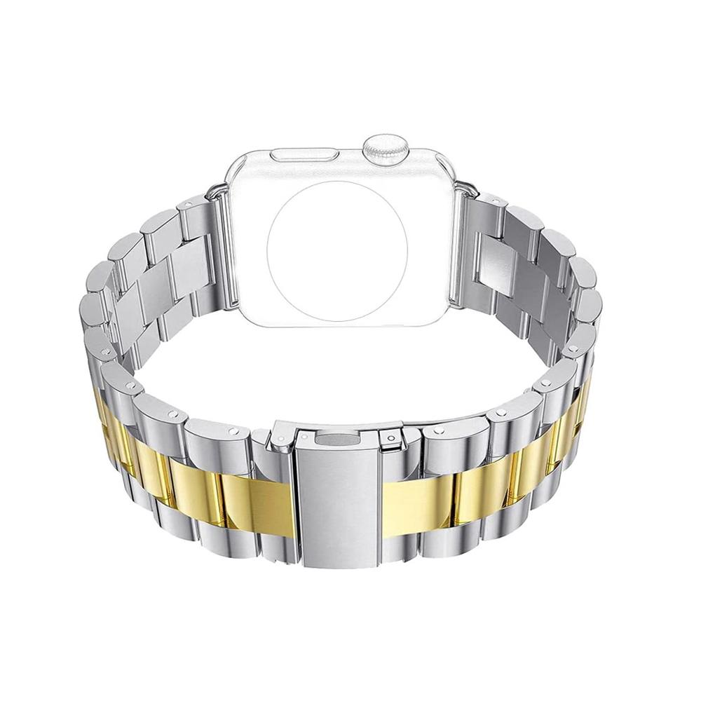 Pulseira Smartwatch Kit 2 Uni Elos Relogio Inteligente Inox Smartband