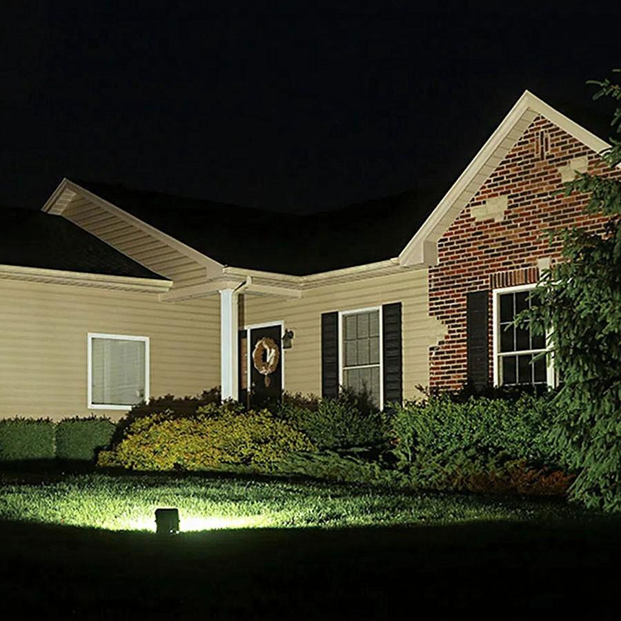 Refletor com Sensor de Presença Movimento 30W Lampada LED Iluminaçao Jardim Holofote Luz Casa Empresa