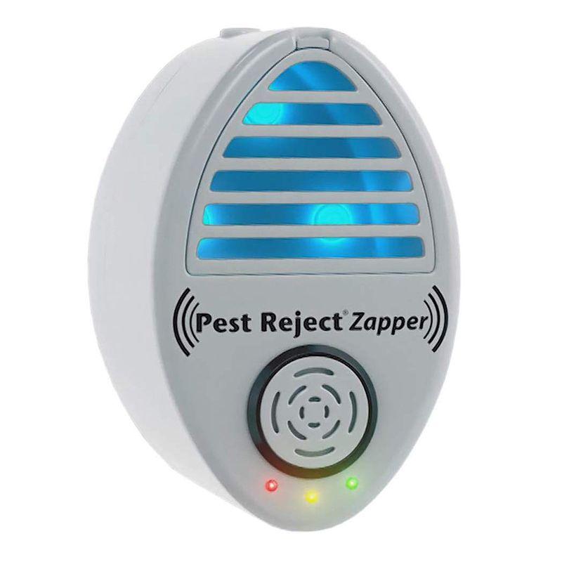 Repelente Eletronico 300 Metros 3 em 1 Roedores Insetos Baratas Ratos Anti Mosquitos