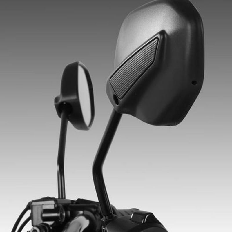 Retrovisor Moto Titan Fan 2014 Serve em Todas Hondas Par (2663)